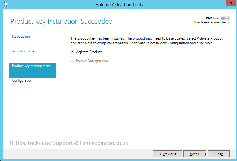 How To Install Office 2016 KMS Server - Tech Blog, News, How